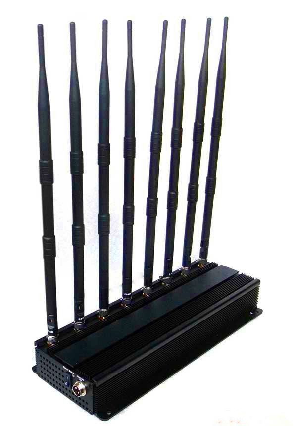 Cell phone jammer in car - Multi-functional 3G 4G Cell Phone Jammer and GPS WiFi Lojack Jammer