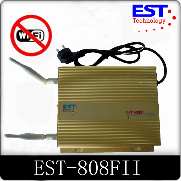 wifi / blue tooth Cell Phone Signal Jammer With wireless video