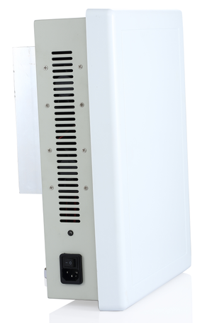 Wireles Stainless Steel Silver Cell Phone Signal Jammer 40m For School Examination Room